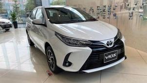 10 ô tô bán chạy nhất Việt Nam tháng 3/2021