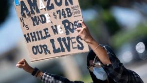 Amazon phản bác chỉ trích về sa thải người tố cáo, biểu tình.