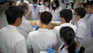 Áp dụng công nghệ vào môn giải phẫu cơ thể người tại các trường y