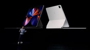 Apple trình làng trực tuyến mẫu iPad mới nhất và máy tính để bàn iMac