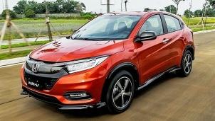 Bảng giá xe ô tô Honda HR-V ngày 17/9 mới nhất