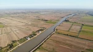 Bến Tre sẽ có hồ nước ngọt mới với quy mô khoảng 121ha cùng tổng mức đầu tư trên 352 tỉ đồng