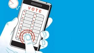 Bỏ phiếu bầu cử kỹ thuật số từ xa chẳng bằng... phiếu giấy