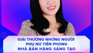 Các nhà nữ bán hàng trong khu vực Đông Nam Á được tôn vinh trong đó có Việt Nam