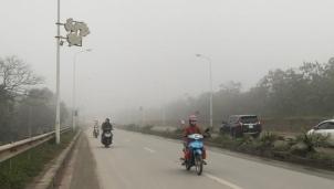 Chỉ số ô nhiễm Hà Nội hôm nay tiếp tục ghi nhận ở mức nguy hại với các hoạt động ngoài trời