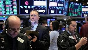 Cổ phiếu công nghệ tiếp đà tăng mạnh trên sàn chứng khoán Mỹ