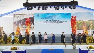 Cụm trang trại của TH tại An Giang được thiết kế và vận hành với công nghệ hiện đại hàng đầu thế giới