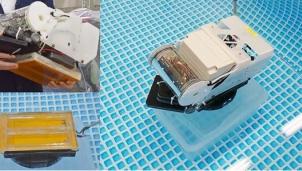 Đại học Công nghệ Toyohashi: Truyền năng lượng và dữ liệu không dây qua nước biển