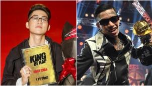 Dễ choắt lên ngôi, chung kết Rap Việt đạt số lượng xem trực tuyến kỷ lục