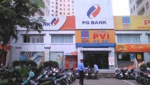 Dừng việc giao dịch sáp nhập PG Bank vào HDBank