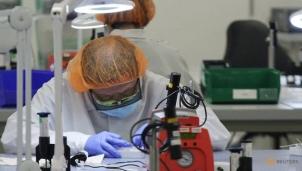 FDA Mỹ: Một số bộ kit không phát hiện ra biến thể corona mới