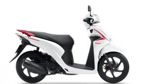 Giá xe Honda Vision mới nhất tháng 4/2021