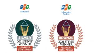 Giải thưởng Stevie Awards có tên hai giải pháp tới từ Việt Nam