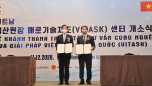 Hàn Quốc hỗ trợ vốn ODA mở trung tâm tư vấn kỹ thuật cho doanh nghiệp