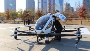 Hàn Quốc thử nghiệm taxi bay tại Seoul