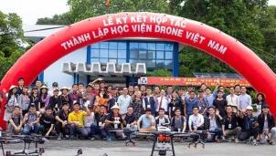 Học viện Drone đầu tiên tại Việt Nam đào tạo gì?