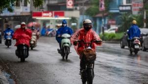Kết thúc đợt nắng nóng, Bắc Bộ đón mưa lớn từ ngày mai