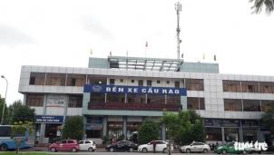 'Khai tử' bến xe Cầu Rào để làm nút giao thông mới tại Hải Phòng