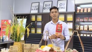 Lê Duy Toàn: 42 nước đã đặt hàng bánh tráng Việt