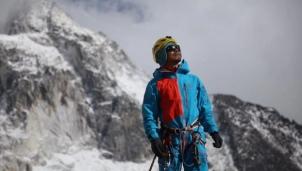"""Người khiếm thị đầu tiên ở châu Á chinh phục thành công """"nóc nhà thế giới"""" Everest"""