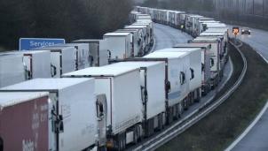 Nhiều đơn vị vận tải từ chối chuyển hàng hóa từ Pháp sang Anh do giá cước tăng cao