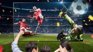 Những lưu ý chọn TV xem bóng đá để có trải nghiệm tốt nhất