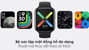 Oppo Watch 46mm dây silicone