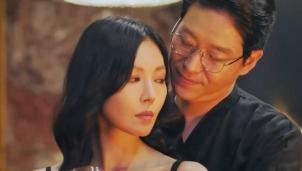 Phim Penthouse: Joo Dan Tae và Cheon Seo Jin, cặp phản diện dan díu và cấu kết với nhau