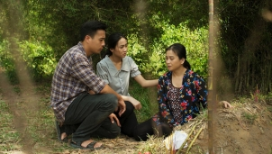 """Phim truyền hình mới """"Đường về Cồn Nảy"""" Linh Sơn vào vai chính diện"""