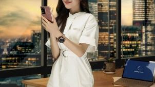 Samsung: Chiếm lĩnh thị trường smartphone 5G ở Việt Nam