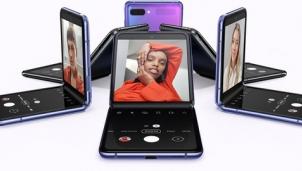 Samsung với dáng hình smartphone tương lai viết tiếp câu chuyện ngành di động