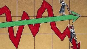 Sau phiên điều chỉnh đầu ATO, thị trường đã nối lại đà tăng bất chấp khối ngoại trở lại bán ròng