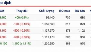 SCIC dự chi gần 25 tỷ đồng để nâng sở hữu lên 0,03% vốn tại Vinamilk