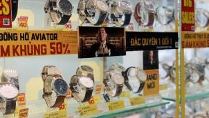 Thị trường đồng hồ ở Việt Nam ngày càng sôi động