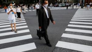 Thủ tướng Nhật Shinzo Abe kêu gọi người dân thực hiện nguyên tắc 3C
