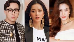 Trấn Thành, Chi Pu, Đông Nhi vào top 100 ngôi sao mạng xã hội của Forbes Asia