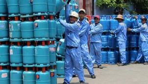 Từ ngày 1/6 giá gas tăng 14.000 đồng mỗi bình 12 kg