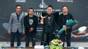Tùng Dương ; Rap Việt; Dế Choắt; nhà sản xuất Touliver... nhận giải cống hiến 2021