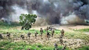 Ứng dụng công nghệ cao, Quân đội Mỹ thay đổi biên chế về quân số?