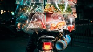 Xe bán cá cảnh rong ở Việt Nam chiến thắng giải ảnh tại Mỹ