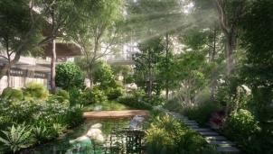 Thiên đường nghỉ dưỡng HAVEN PARK trong lòng Ecopark - Công viên trong đại công viên