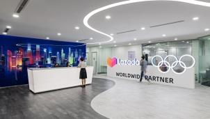 Văn phòng triệu USD của Lazada Việt Nam - Không gian mở cho cảm hứng sáng tạo