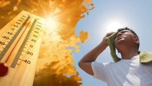 Khi nào miền Bắc nắng nóng?