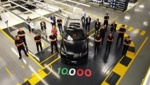 Lamborghini Urus: Xuất xưởng chiếc xe thứ 10.000 chỉ sau 2 năm ra mắt