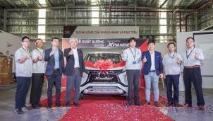 Mitsubishi Xpander 2020 phiên bản lắp ráp trong nước, giá 630 triệu