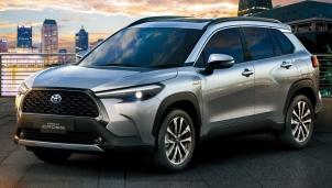 """Toyota Corolla Cross chuẩn bị """"cập bến"""" tại Việt Nam, giá chỉ từ 770 triệu VNĐ"""