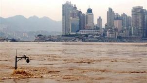 Thời tiết cực đoan, Trung Quốc cho nổ đập An Huy