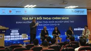Techfest Vietnam 2020 định hướng hệ sinh thái startup thời kỳ hậu Covid-19