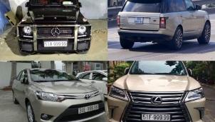 Biển số xe ô tô đẹp - Ý nghĩa biển số xe phong thủy