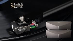 Bộ kim quang DS Audio Grand Master sử dụng cantilever bằng kim cương.